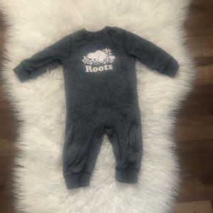 Roots Baby Cooper Beaver Romper